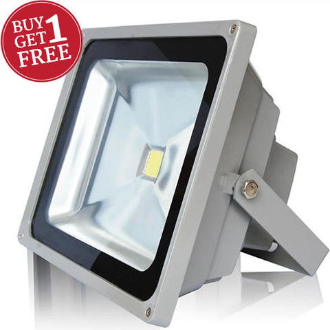 Two for One: Choice of LED Floodlights from R99.99