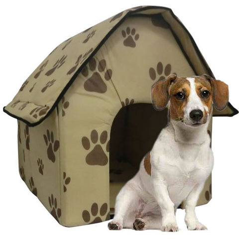 Two for One : Portable Dog House for R279.99
