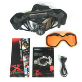 All-Sport HD Camera Goggles 720p For R1299.99