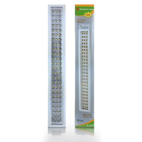 Portable 72 led emergency light light