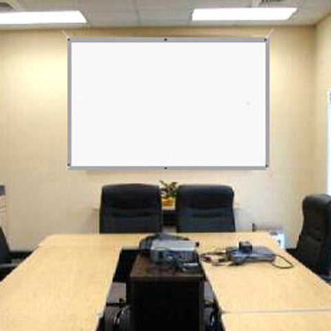 128CM x 170CM DIY Projection Screen For R439.99 Including Delivery
