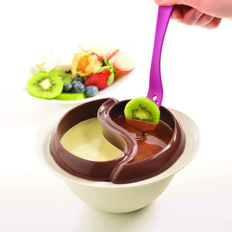 Choco'Minute Microwave Fondue Bowl  Including Delivery