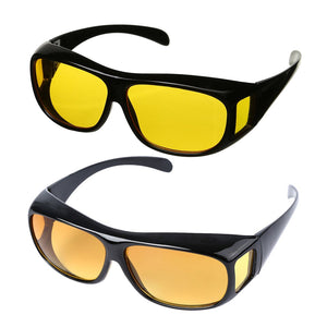 HD Vision Sunglasses-Warp Arounds
