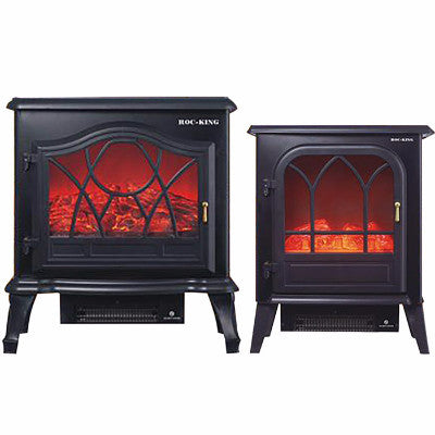 Roc-King fireplace heaters from R799.99