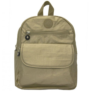 Side Kick Devon Backpack - Gold