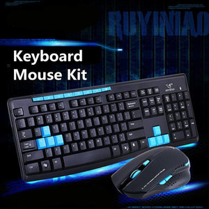 Wireless Keyboard & Mouse || HK3800 Combo