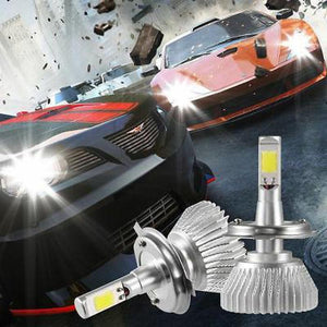Car LED Headlight Hi/Lo Beam Kit