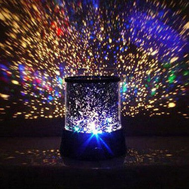 Two for One : Gizmos Star Projector light for R209.99 Including Delivery
