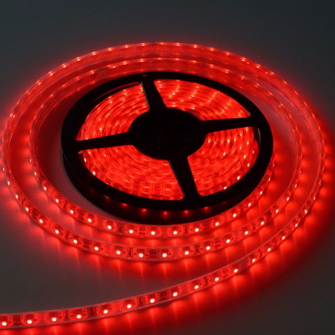 5 Meter LED Strip Red light