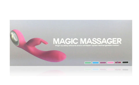 Duo Pleasure Magic Massager