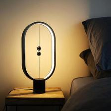 Magnetic Levitation Lamp
