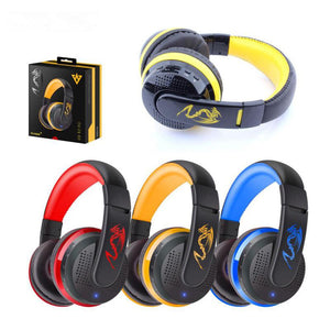 MX666 Wireless Gaming Music Headset