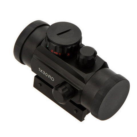 1X30 Tactical Holographic Red/Green Dot Hunting Scope