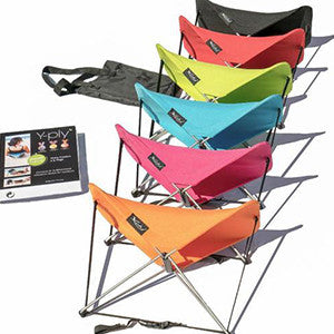 Y-Ply Compact & Multifuntional Relaxation Device For Outdoors (Orange Only) For R199.99 Including Delivery