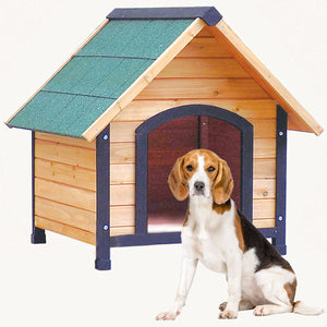 Wooden Dog House For R899.99 - iDealDirect - 1