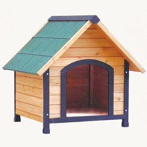 Wooden Dog House Idealdirect
