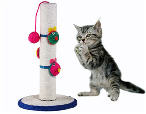 Cat Scratcher Pole for R109.99