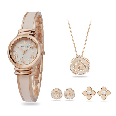 Selection Of Pierre Cardin Ladies Watch Sets