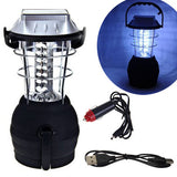 Two for One -  36 LED Solar Lantern