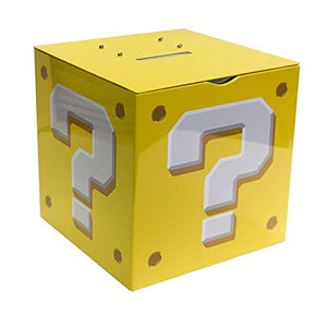 Question Block Money Box