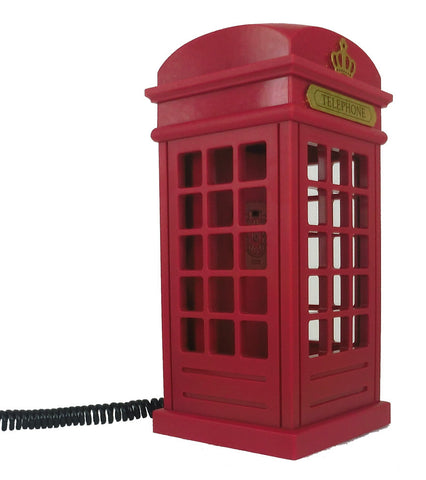 Vintage British Phone Booth For R239.99