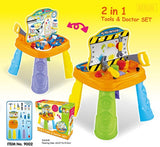 2 in1 Tools and Doctor Table Set
