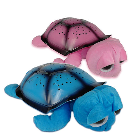 Musical Twilight Turtle in Blue or Pink for R99.99.