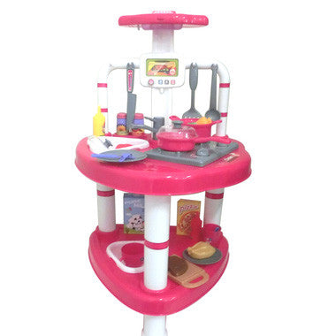 Kiddies 44Pcs Kitchen Play Set