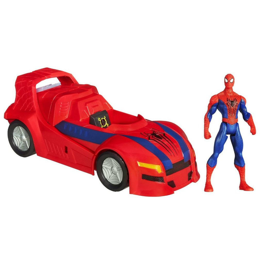 Marvel The Amazing Spider-Man 2 Triple Strike Cruiser