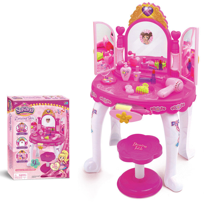 Musical Light Up Dressing Table Toy Set For R239.99