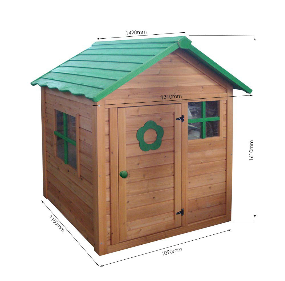 Kids Wooden Playhouse For R2399.99