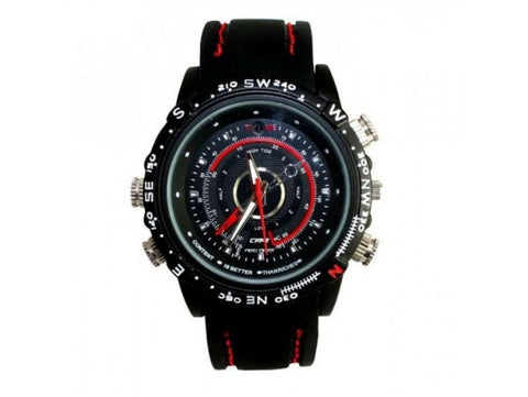 Mini High-Definition Camera Spy Watch For R399.99 Including Delivery