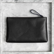 Large Silver Pouch - BLKSHEEP EMPIRE