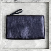 Large Starry Blue Pouch