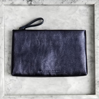Large Starry Blue Pouch - BLKSHEEP EMPIRE