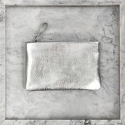 Small Silver Pouch - BLKSHEEP EMPIRE