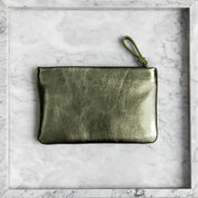 Small Olive Pouch - BLKSHEEP EMPIRE