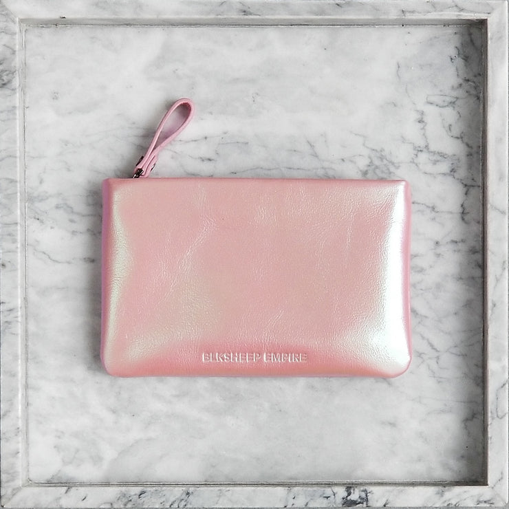 Small Pink Pouch - BLKSHEEP EMPIRE