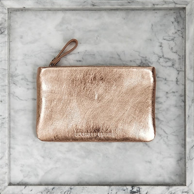Small Rose Gold Pouch - BLKSHEEP EMPIRE