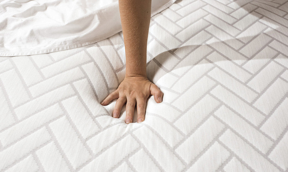 we tested our foam system through 27 iterations using real and data to identify the optimal balance to help you sleep