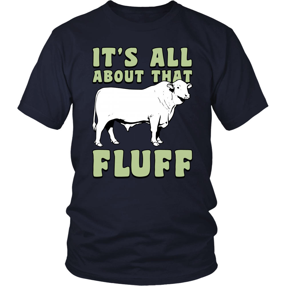 Its all About That Fluff Cow