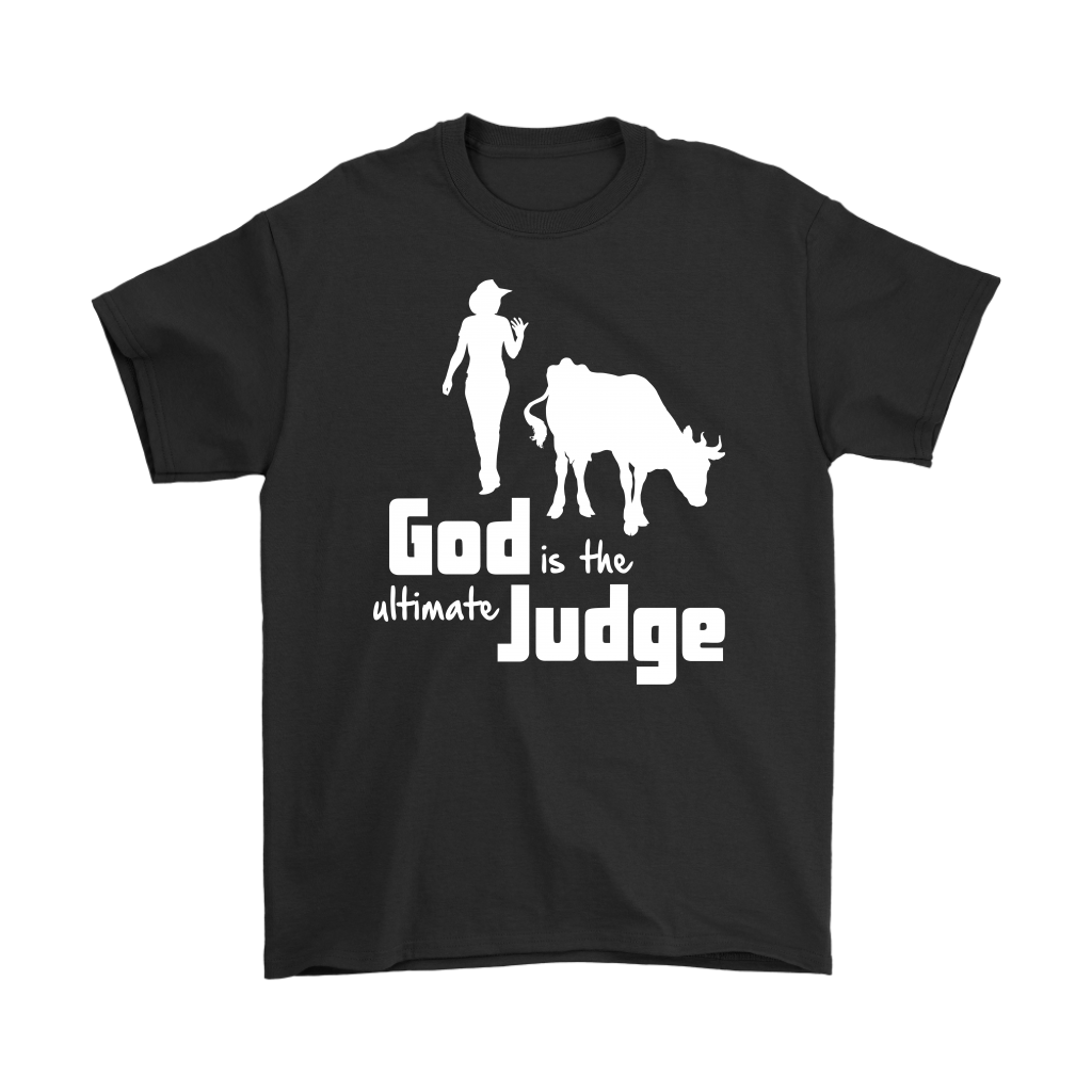 God is the ultimate judge