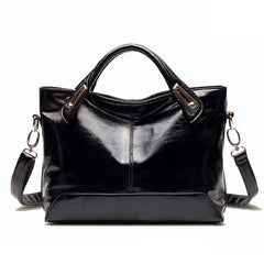 32026f303959 Vintage Stylish Leather Tote Handbag - Clearance Sale