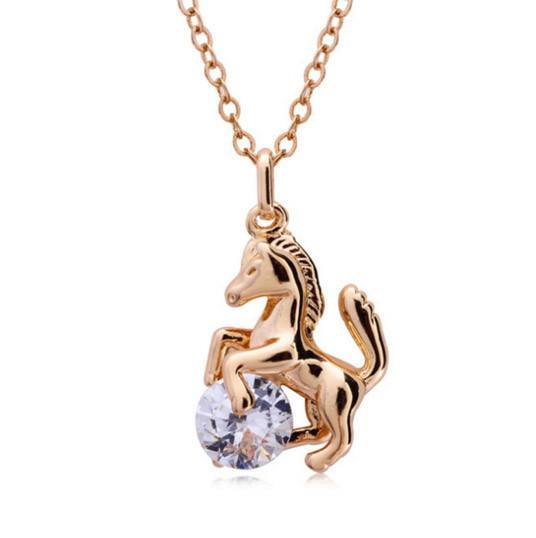 new group is strong plated flying necklace run arrival pendant products the jewelry shoes gold beautiful