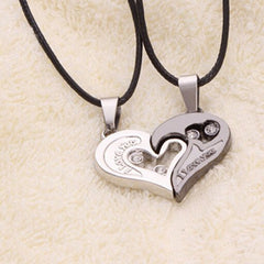 Image result for couple necklace max kristen