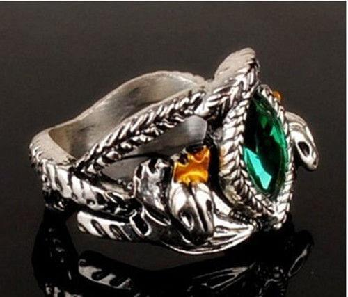 Vintage Lord Of Rings Aragorn S Barahir Ring Pluto99
