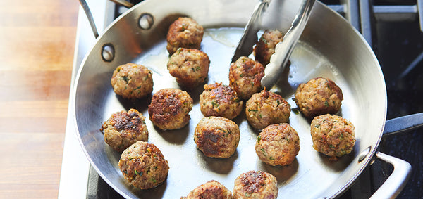Parmesan Cheese Meatballs