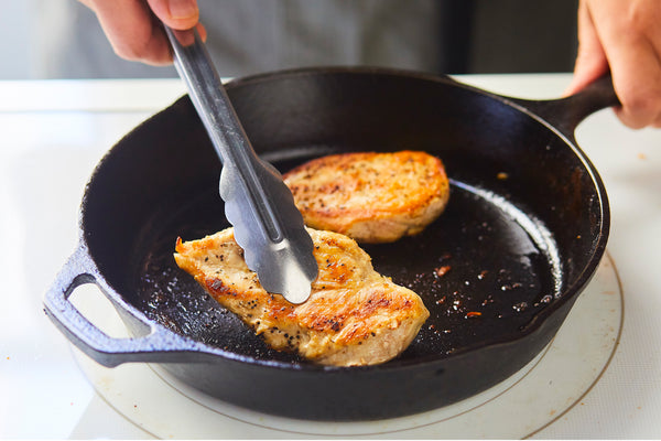 Countertop Grilled Chicken