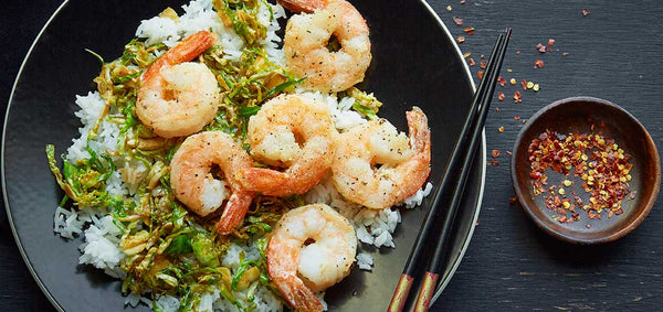 Peppercorn Shrimp