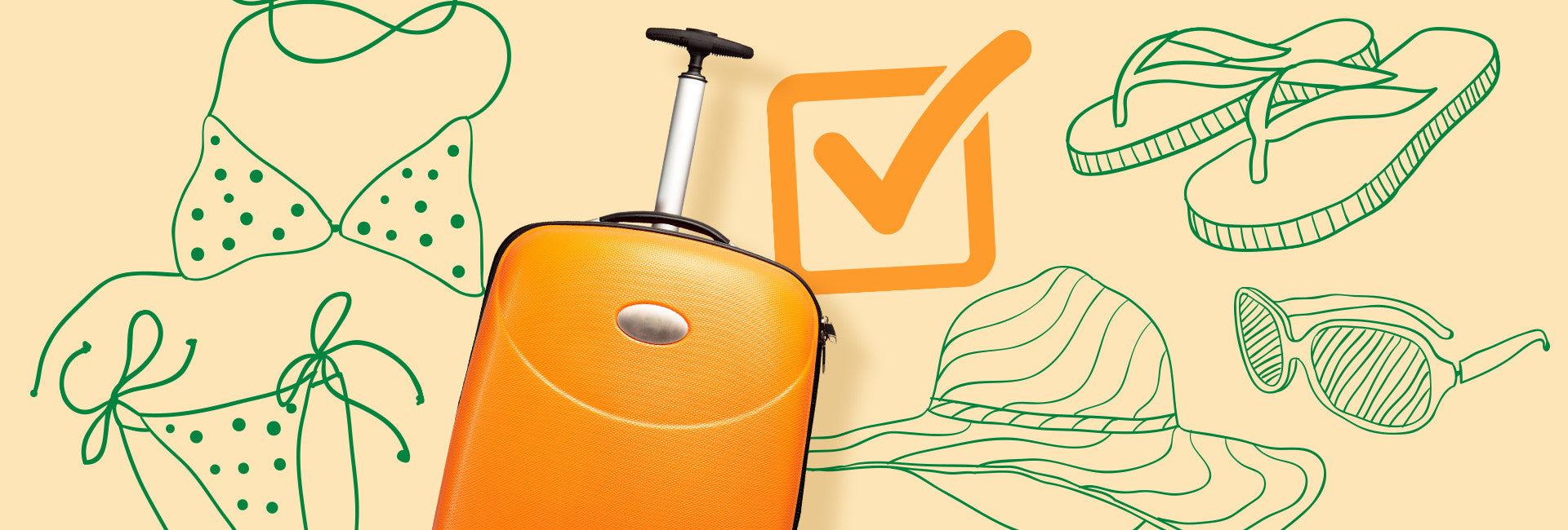 Your Last Minute Checklist, Carry-On Approved